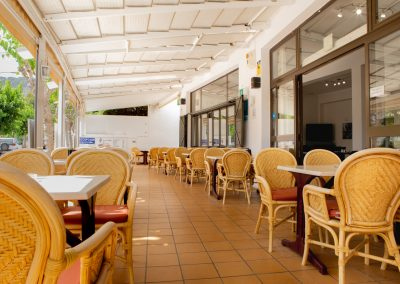 Hostal Villa Cati - Terraza 1 72px