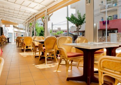 Hostal Villa Cati - Terraza 2 72px